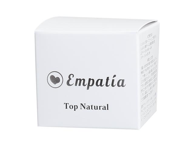 エンパチーア・ジェルネイル トップ〈Natural〉10g